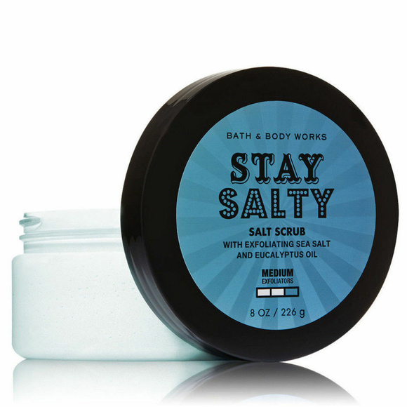 Bath & Body Works Other - Bath & Body Works Stay Salty 8.0 Ounces Salt Scrub